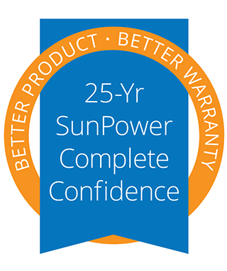 SunPower Complete Confidence Warranty