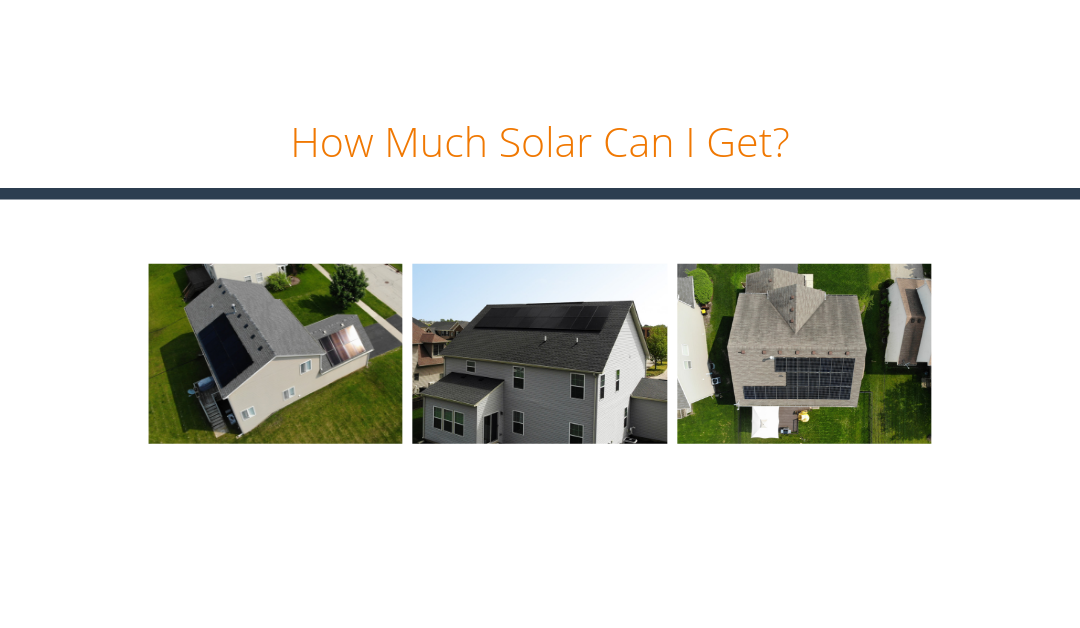 How Much Solar Can I Get?